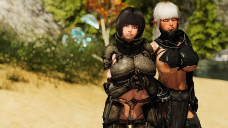 【MOD】haijin Followers - The Bikini Armor Sisters - V2.2